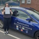 Automatic Driving lessons livepool