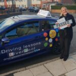 Ria Passes driving test with Driving Lessons Liverpool