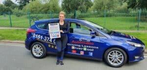 passing your driving test during coronavirus lockdown