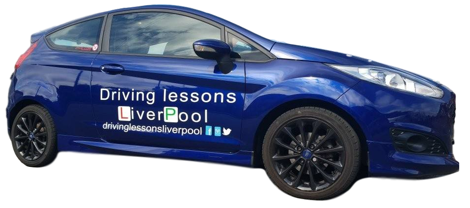 Driving Lessons Liverpool training vehicle
