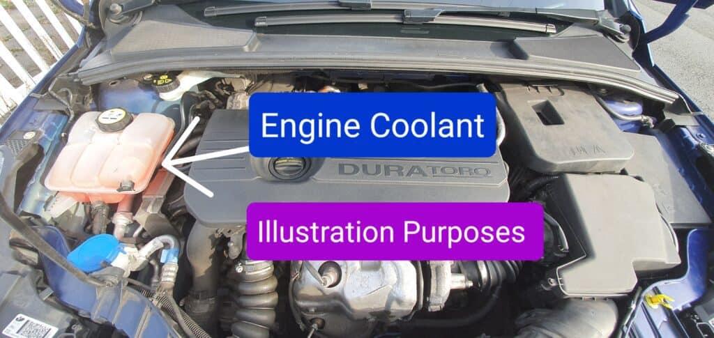 Engine Coolant Check